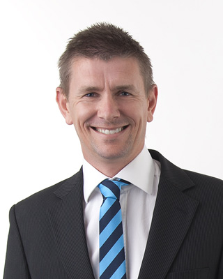 Adrian McFedries Chief Strategy Officer - Board Member
