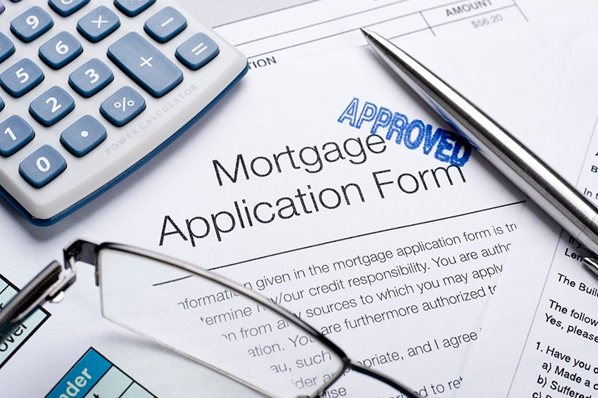 Mortgage Application Form - low income investor
